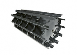 NH9838439/9838438 Rasp Bar Set, Drum bar, Combine harvester parts, Combine harvester Ireland, Combine harvester parts UK