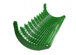 John Deere AZ101140 Concave, Concave, Combine harvester spare parts, Concave for combine harvester